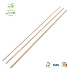 Enjeu En bois naturel, les plantes poussent l'appui de bâtonnets de l'usine de bambou de Cannes, de plantes de jardin de fleurs de canne à sucre Stick de support