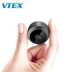 Venda por grosso de acessórios para computador portátil de vigilância digital 1080p Wireless WiFi oculto de Segurança IP Mini câmara câmara de vídeo