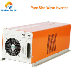 6000W 50Hz/60Hzのホーム使用のための壁に取り付けられた太陽純粋な正弦波インバーター