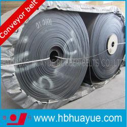 Multi-Ply полиэстер резиновые ленты конвейера Китая