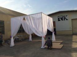 Pipe&drapé chapiteau populaire parti tente de mariage