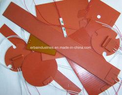 0,8 1,6 de la hoja de caucho de silicona flexible para la placa PCB