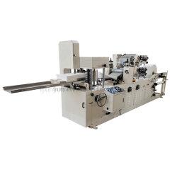 Automatisch opvouwbaar Serviette Tissue Paper Napkin Making machine Price
