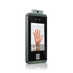 アクセス制御(FacePro1TD)のための赤外線画像のカメラ・ボディの温度の顔認識