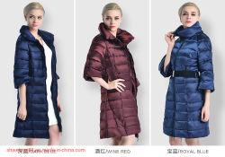 Plus Size Black Puffer 재킷 여성용 Puffer 재킷 여성용 버블 롱 푸퍼 재킷 롱 다운 재킷 다운 코츠 진짜 모피 후드들 따뜻한 레이디 코트
