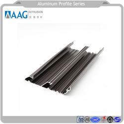 Les profils en aluminium/aluminium et d'aluminium extrudé avec châssis en alliage en aluminium ou aluminium tube en aluminium et de l'angle plat en aluminium pour la fenêtre et de la porte