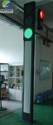 GPRS Control Th-Ftl108을 사용한 이동식 태양광 LED Traffiv 신호 조명