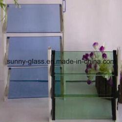 4mm 5mm de 6mm Bleu Vert Winodw verre d'aération