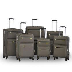 Nylon poliéster Bolsa Trolley de viaje/EVA Equipaje/transporte del equipaje