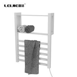 잘 고정된 목욕탕 6 가로장 전기 수건 선반 직접 연결된 수건 온열 장치