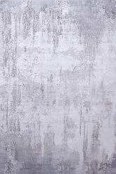 고밀도 현대식 블루 러그 대나무 섬유 거실룸 카펫