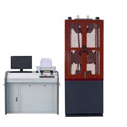 Norma ISO Sep-1000kn / 2000kn Ecrã Máquina Universal de Testes Hidráulicos