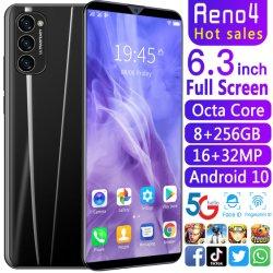 Großhandel neue Telefone Reno 4 5G Smartphone entsperrt Dual SIM-Smartphones Mobile Android 10 Unterstützung OEM / ODM Für Ihre Marke