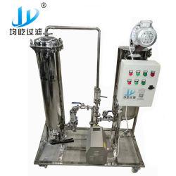Niedriger Preis-automatischer Traubejuicer-industrielles filterngerät
