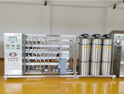 2020 de nieuwe Zuiverende Installatie van het Type RO voor de Bron van het Water van Schoonheidsmiddelen