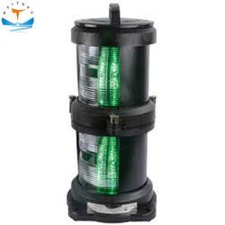 레드 LED 해상 내비게이션 신호 라이트 수중 보트 스턴 라이트 포트 라이트