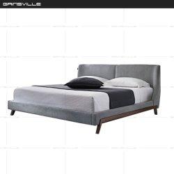 イタリアの方法様式の熱いBed Bedroom Furniture Home販売のベッド王の家具
