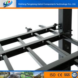 De goedkope Gebruikte Comités van de Omheining van het Aluminium voor Verkoop