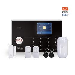 APPLICAZIONE di protezione anti-scurramento Push/SMS/Voice Monitoring Tuya Smart WiFi GSM Sistema di allarme