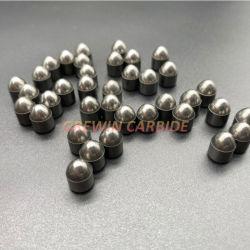 Botões de carboneto Carbide-Tungsten Gw para brocas de mineração