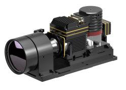 GAS330 thermische beeldverwerkingsmodule geïntegreerd met MWIR 320X256@30µm gekoeld infrarood Detector