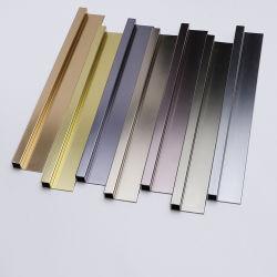 Niu Yuan personnalisés différentes formes d'aluminium exclusif mur Angle Enjoliveur de tuiles