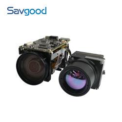 """Sg-Zcm2030nl-T25 1/2.8"""" Sony Exmor CMOS с разрешением 640X480 температурного модуля камеры 2 МП 30X оптический зум видны 4.7-141мм камеры CCTV"""