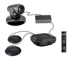 ビデオ会議室ソリューション HD 1080p USB PTZ 会議カメラ システム放送オンライン - 教育機器