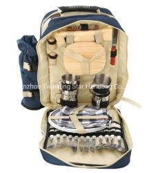 Оптовая торговля летом изолированный сумки для пикника Picknick рюкзак для 4 для пикника сумка для пикника Mochil охладителя для изготовителей оборудования