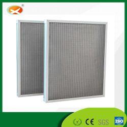 Aluminiumlegierung-Rahmen-Metallineinander greifen-Filter für Luft-Reinigung-System