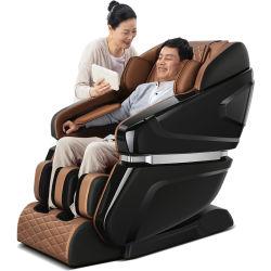 Großhandels3d des Luxus-4D Spur-voller Karosserien-Massage-Stuhl nullschwerkraft-niedriger Preis Soem-ODM-des Hersteller-SL