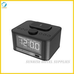 파이브 스타 Hotel Wireless Charging Bluetooth Alarm Clock