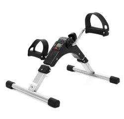 Mini pédale stepper machine d'exercice écran LCD vélo d'intérieur Tapis roulant de stepper appareil d'entraînement pour le gymnase de bureau à domicile