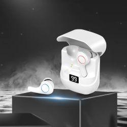Comercio al por mayor Nueva Música Deporte Imán Auriculares Bluetooth manos libres inalámbrico