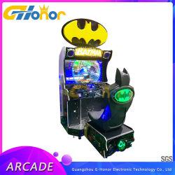 Продавать Arcade игровой консоли роскошь Аркады Игра Batmanracing машина работает на монетах симулятор гоночная игра аркада симулятор игры в движении