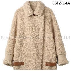 Peça de vestuário de couro e peles Esfz-14UM