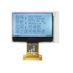 주문 제품 128X64 점 Monchrome 이 LCD 디스플레이 모듈