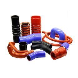 Custom Auto Parts Tuyau coude flexible en caoutchouc de silicone flexible du radiateur