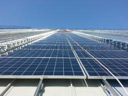 HauptSonnensystem-Dach-Sonnenkollektor-Dach hängt SolarStromnetz-Solarmontage-Systems-Sonnenenergie-System ein