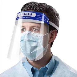 保護完全で明確な反ウイルスか霧またはしぶきの隔離のハンドシールド