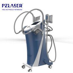 La perte de poids Pzlaser cryothérapie la lipolyse équipement this Cool Cryolipolysis Fat Gel Minceur de la machine