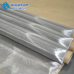 304 316 316L 200 Mícron ultra fina 0,1mm Tecidos de malha de arame de aço inoxidável para filtragem