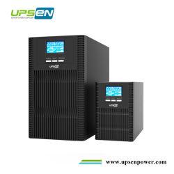 IGBT PF1, Epo, RS232, USB, 조정가능한 AC 충전기 1A - 12A 및 아주 싼 가격을%s 가진 온라인 UPS 전원 시스템 1kVA 2kVA 3kVA 6kVA 10kVA