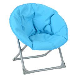Chinese fabriek Goedkope comfortabele metalen opvouwbare stoelen Lawn Moon stoel