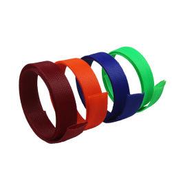 Cable trenzado flexible expansible Pet Fundas de protección del cable