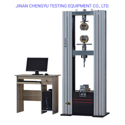 Wdw série Machine d'essai de traction électronique universelle pour la compression et de traction Appareil de mesure utilisé dans le laboratoire