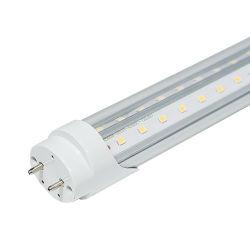 مصابيح LED في أنبوب T8 بقدرة 18 واط، 4 أقدام، 120 سم 60 سم 9 واط ضوء النهار LED أنبوب فلورسنت أنبوب فلورسنت متجر مستودع الجراج خفيف