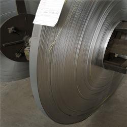 Edelstahl 304 mit Riemen der Verpackungs-316L 301 Hochtemperaturstahlplatten-Laser-Draht-Ausschnitt des Sprung-Blatt-310S