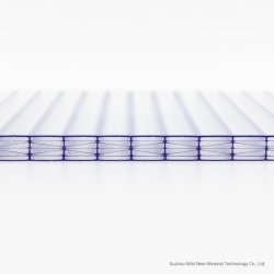 Пк Sunshine лист строительных материалов для выбросов парниковых газов из поликарбоната для скрытых полостей в мастерской