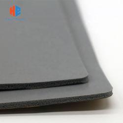 وسادة إسفنجية مطاطية من السيليكون PU EVA PVC ذاتية قياس 3 مم 2 مم ورقة الإسفنجة المغلقة اللاصقة